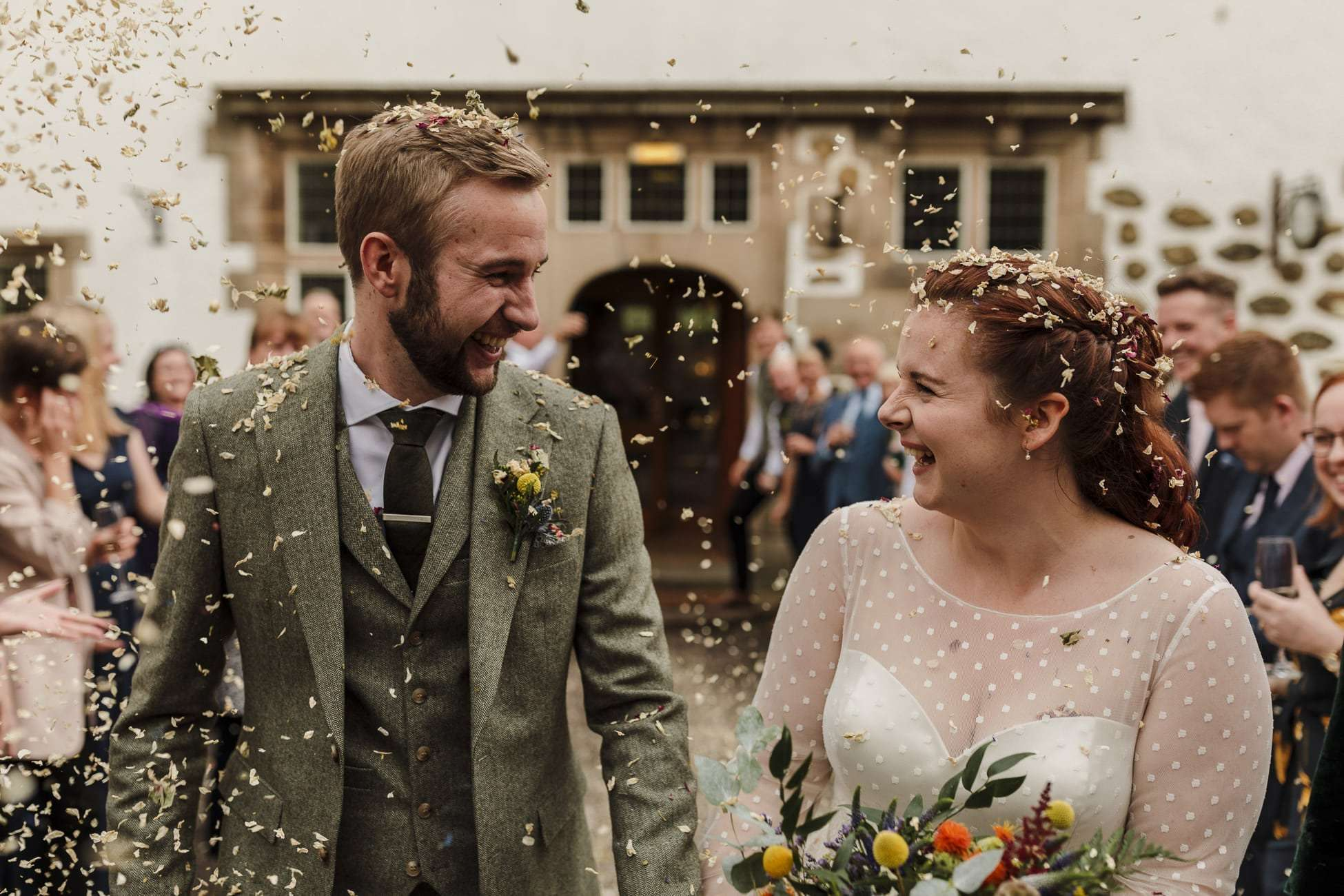 Losehill house wedding photographer